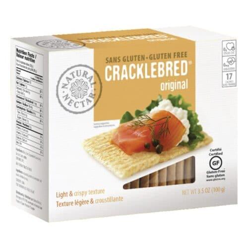 Cracklebred - Gluten Free Original 12/3.5oz