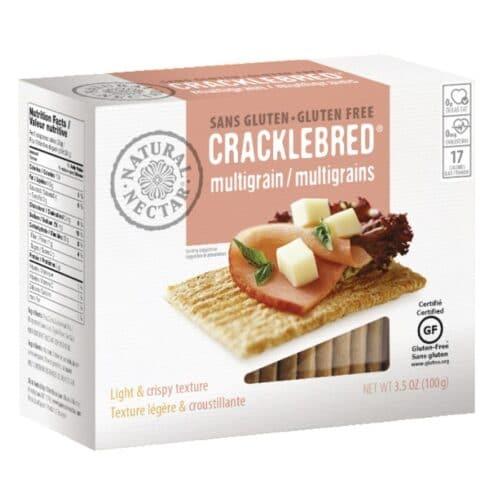 Cracklebred - Gluten Free Ancient Grains