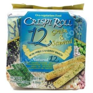 Crispi Roll Seaweed 12 Grains