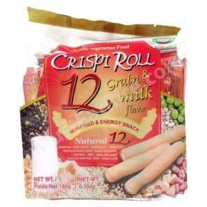 Crispi Roll Milk 12 Grains