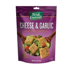 Croutons Cheese & Garlic