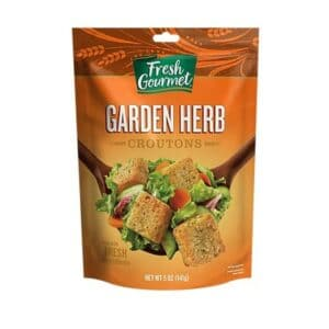 Croutons Garden Herb
