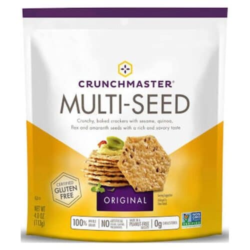 Crunchmaster Multi-Seed Crackers - Original