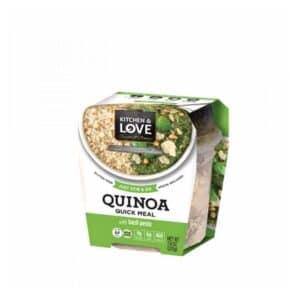 Cucina & Amore Quinoa Meal-[B]asil Pesto