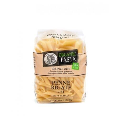 Cucina & Amore Organic Pasta Penne Rigate #71