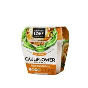 Cucina & Amore RTE Cauliflower Meal - Indian Veg Curry