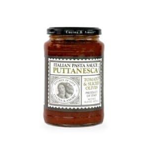 Cucina & Amore Puttanesca Pasta Sauce