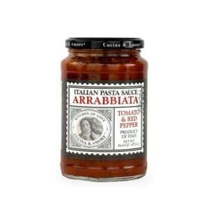 Cucina & Amore Arrabbiata Pasta Sauce