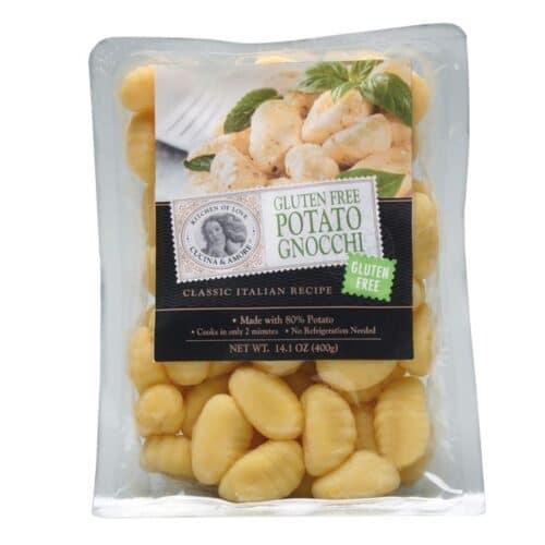 Cucina & Amore Gnocchi-Gluten Free Potato