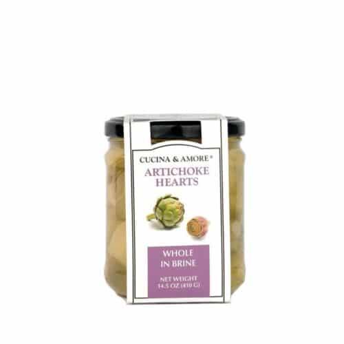 Cucina & Amore Whole Artichokes in Brine