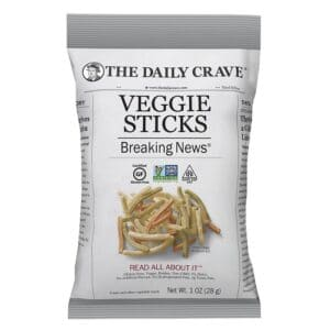 The Daily Crave Veggie Sticks [Small]
