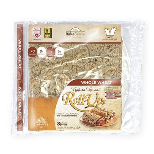 Damascus All Natural Roll-Up Whole Wheat (16)
