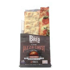Damascus Brooklyn Bred Pizza Crust Traditional (12pc)