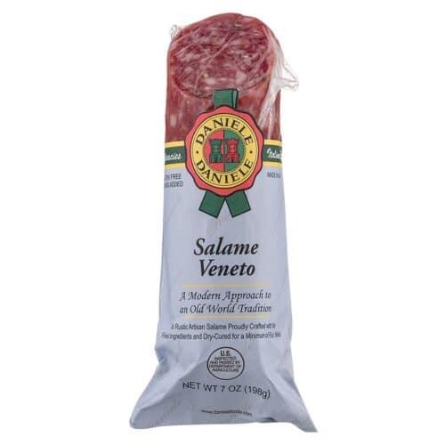 Daniele Veneto (Sopressata) Salami Chub Paper Wrapped #30349 (Blue) (16 pc)