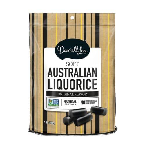 Darrell Lea Original Black Licorice