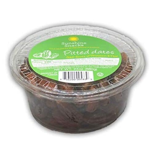 Pitted Dates (24oz)