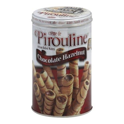 De Beukelaer Creme de Pirouline Choco Hazel (Tin)  (