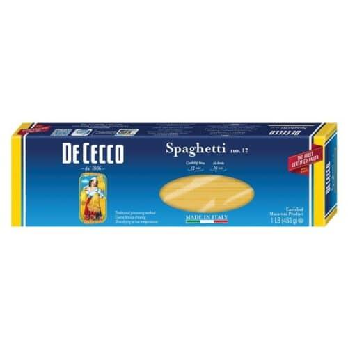 De Cecco Spaghetti  n.12  (VSA0012)