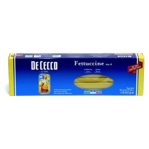 De Cecco Fettuccine  n.6  (VSA0006)