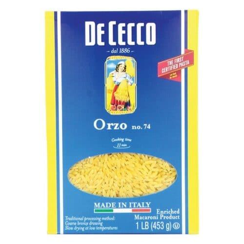 De Cecco Riso (Orzo) n.74  (VSA0074)