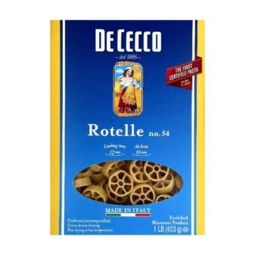 De Cecco Rotelle n.54 (VSS0054)(12/16oz)