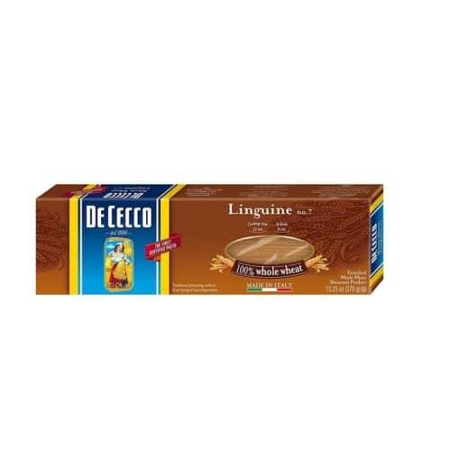De Cecco (Whole Wheat) Linguine Integrale  n.7 (VIP0007)