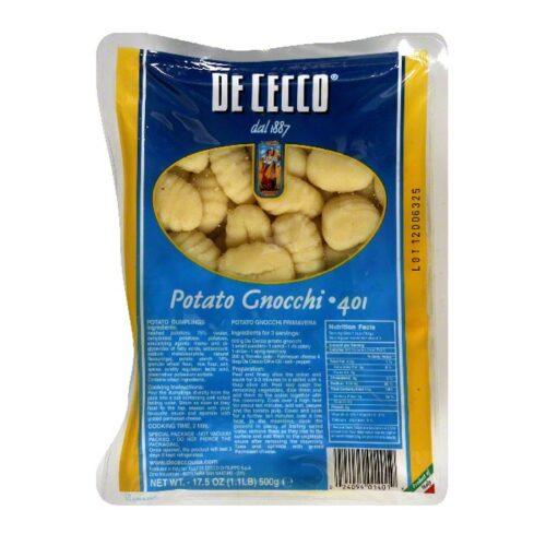 De Cecco Potato Gnocchi  n.401  (GN21401)
