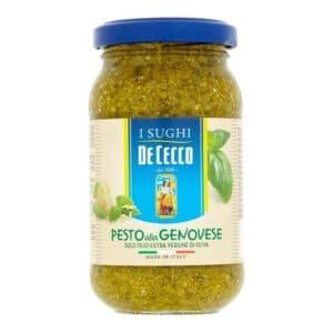 De Cecco Pasta Sauce Pesto Alla Genovese