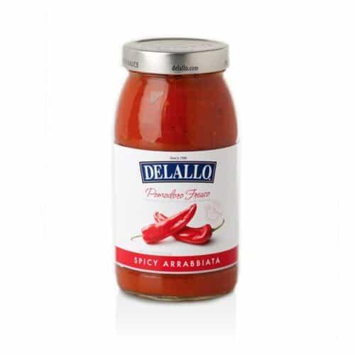 DeLallo Arrabbiata Sauce