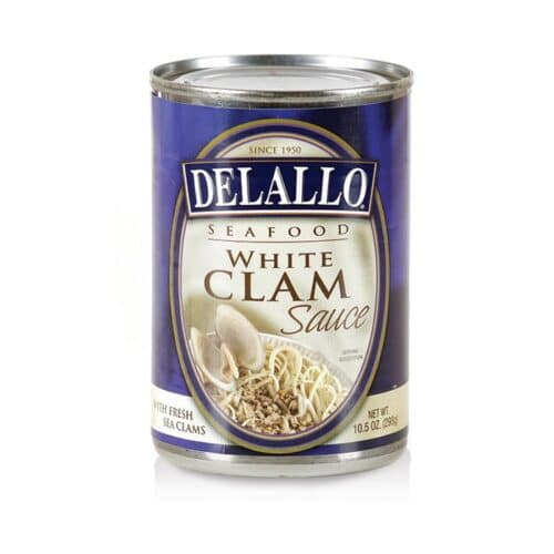 DeLallo White Clam Sauce