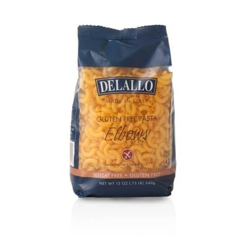 DeLallo Gluten Free Pasta Corn & Rice Elbows