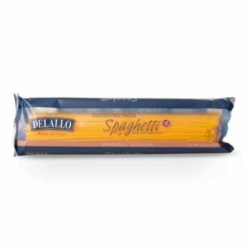 DeLallo Gluten Free Pasta Corn & Rice Spaghetti