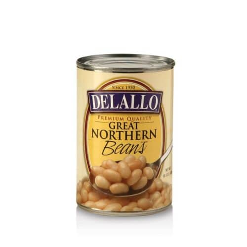DeLallo Great Northern Beans