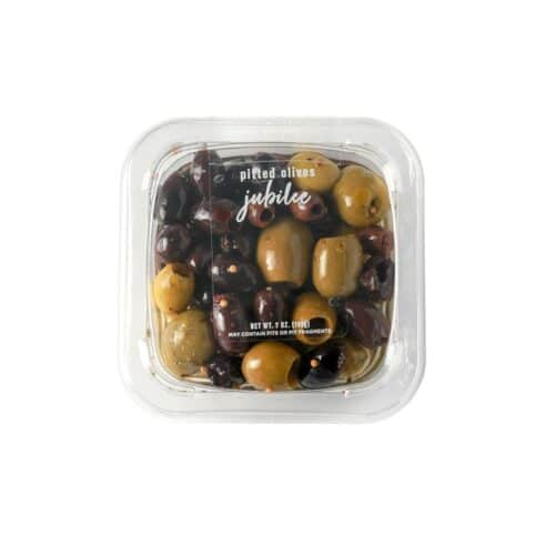 DeLallo Pitted Olives Jubilee [12pc]