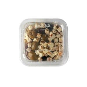DeLallo Greek Feta Salad Olives [12pc]