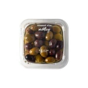 DeLallo Seasoned Olive Medley [12pc]