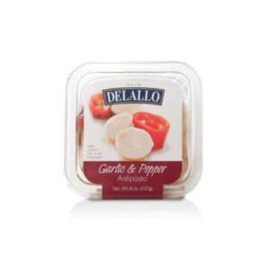 DeLallo Garlic & Pepper Antipasto [12 pc]
