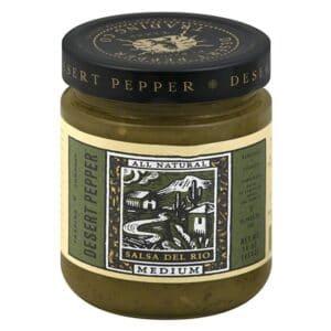 Desert Salsa Medium(Del Rio) Pepper
