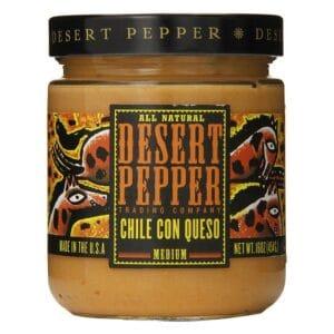 Desert Chile Con Queso Pepper