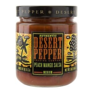 Desert Peach Mango Pepper