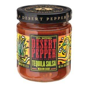 Desert Tequila Salsa Pepper