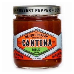Desert Pepper Cantina Salsa Mild