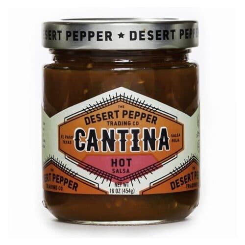 Desert Pepper Cantina Salsa Hot