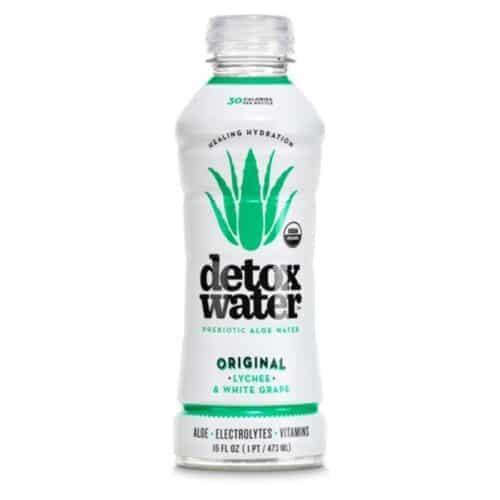Detox Water Organic Original Aloe Water
