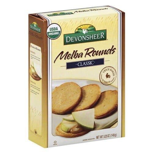 Devon. Melba Round Organic - Classic