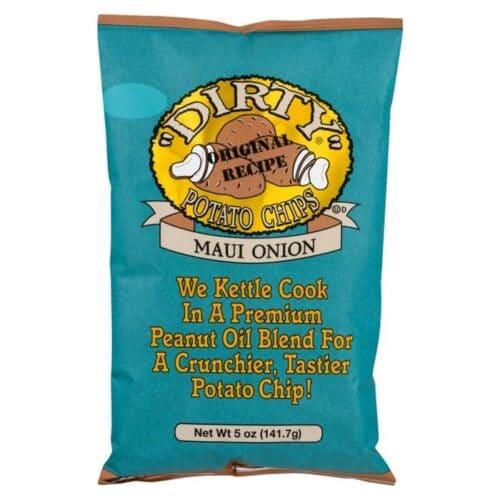 Dirty Chips Maui Onion