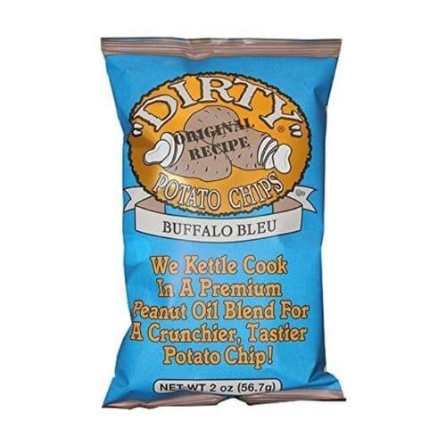 Dirty Chips Small Buffalo Bleu