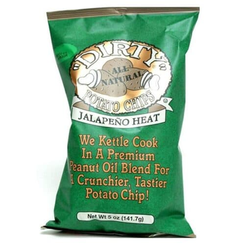 Dirty Chips Small Jalapeno