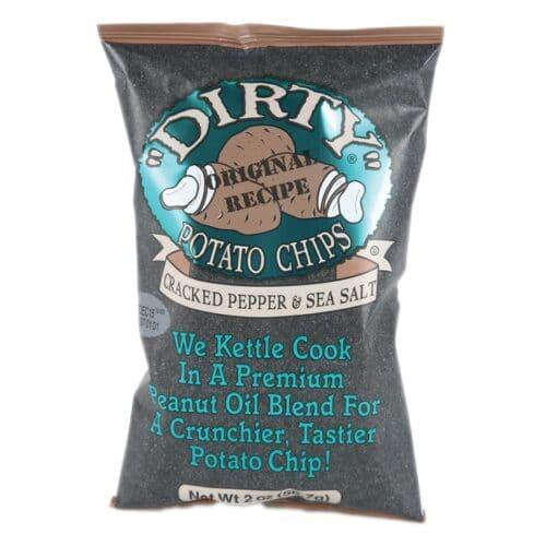 Dirty Chips Small Salt & Pepper