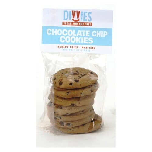 Divvies Cookies Chocolate Chip Stacks(652655)